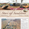 Stars of Sandstone 2017 Newsletter No. 10