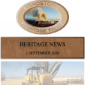 Heritage News for 2020