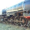 Kommando Nek siding locos.