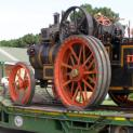 Arrival of McLaren Traction Engine