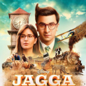 Jagga Jasoos. Bollywood comes to Sandstone!