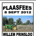 Vintage tractor gathering - Pretoria
