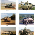 Military Vehicle collection