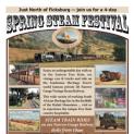 The Sandstone Spring Steam Festival 19-22 November 2020
