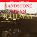 Sandstone Steam Railway News