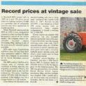 HTN 111 - Vintage tractor values continue to soar to new heights